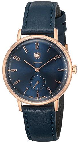 [ドゥッファ] 腕時計 Gropius ブルー文字盤 DF-9001-0F 正規輸入品 ブルー