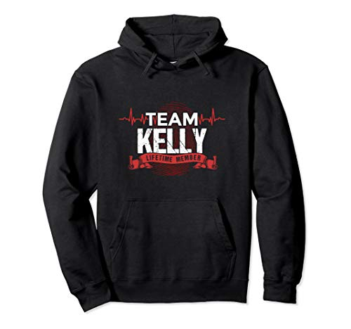KELLY TEAM Family Reunions DNA Herzschlag T-Shirt Pullover Hoodie