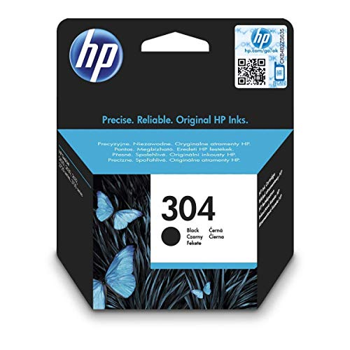 HP N9K08AE 304XL Cartuccia d'inchiostro originale