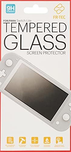 FR-TEC - Switch Lite Protector de Pantalla Cristal Templado (Nintendo Switch Lite)