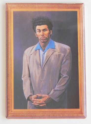 Kramer Painting Fridge Magnet (2 x 3 inches)