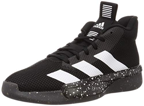 Adidas Pro Next 2019, Zapatillas Baloncesto Hombre, Negro (Core Black/FTWR White/FTWR White), 46 EU
