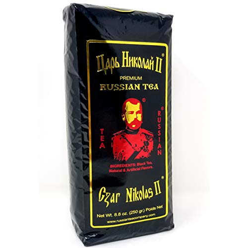 Tea Czar Nikolas II Premium Black Tea