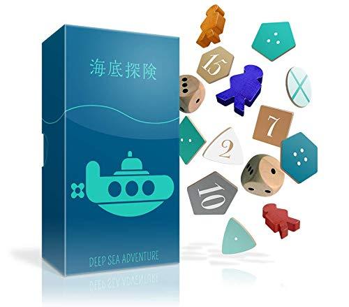 Oink Games OIN09022 Deep Sea Adventure-Jeu de société
