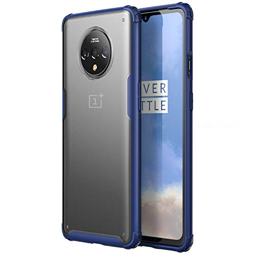 Golden Sand for OnePlus 7T Back Cover Latest Drop Tested Rugged Frosted...