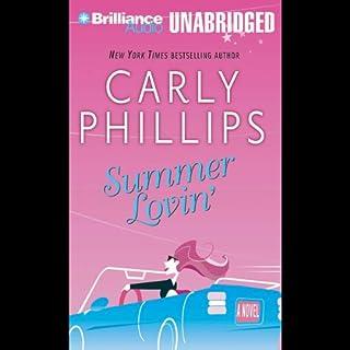 Summer Lovin' audiobook cover art