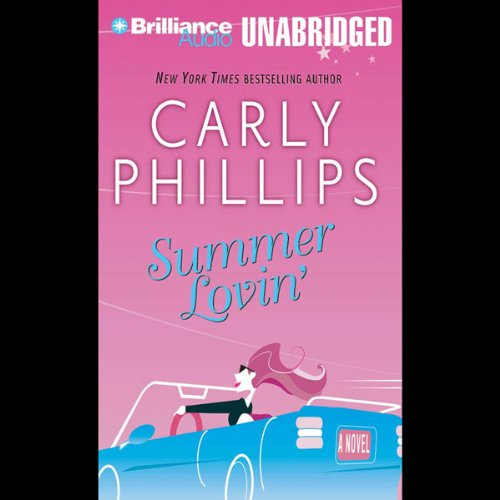 Summer Lovin'     Costas Sisters, Book 2              By:                                                                                                                                 Carly Phillips                               Narrated by:                                                                                                                                 Bernadette Quigley                      Length: 8 hrs and 6 mins     18 ratings     Overall 3.8