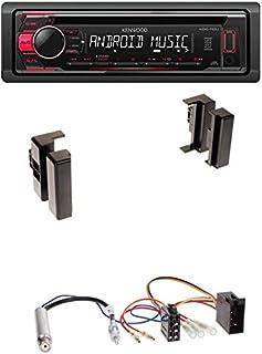 Schlauchstelle schwarz matt 20-35mm Mikalor W3 Edelstahl 430