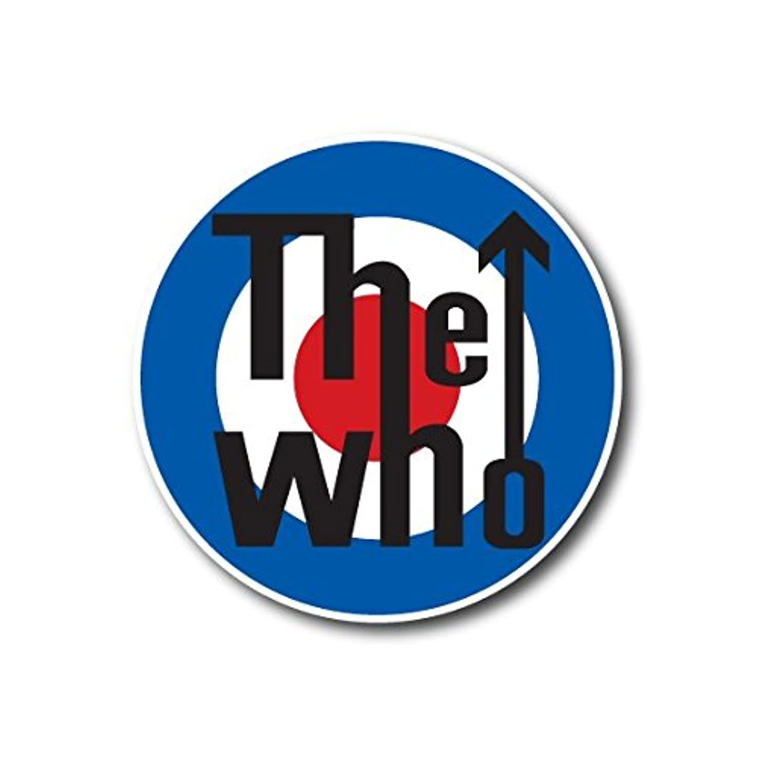 The Who Sticker Rock Band Decal for Car Window, Bumper, Laptop, Skateboard, Wall, ETC. (3
