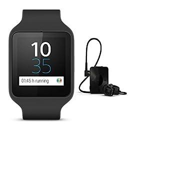 Sony SmartWatch 3 SWR50  Silicon Black