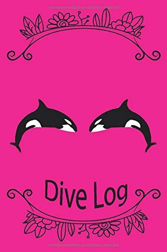 Tauchlogbuch: Dive Log | Tauchtagebuch | Logbuch für Taucher | Tauchbuch | Scuba Taucher Log Buch |  Pro Seite ein Tauchgang | DIN A5 | Notizbuch