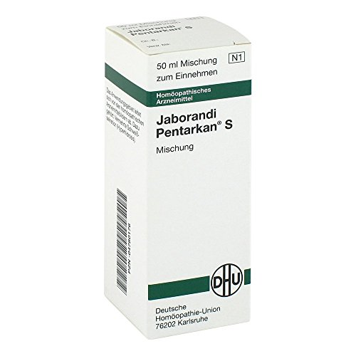JABORANDI PENTARKAN S Mischung 50 ml