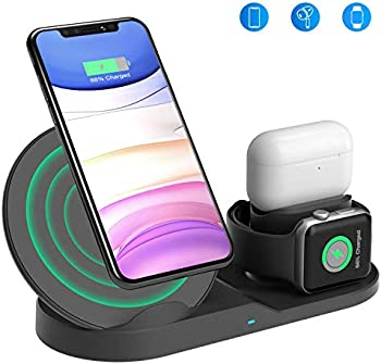 Moing Wireless 3-In-1 Charging Station