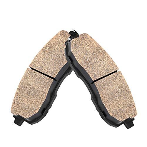 ben-gi 4 PC/Zapatos de Coches Pastillas de Freno cerámicos de Freno automático de Accesorios del automóvil de reemplazo para Sylphy G11 2005/01-2.0L