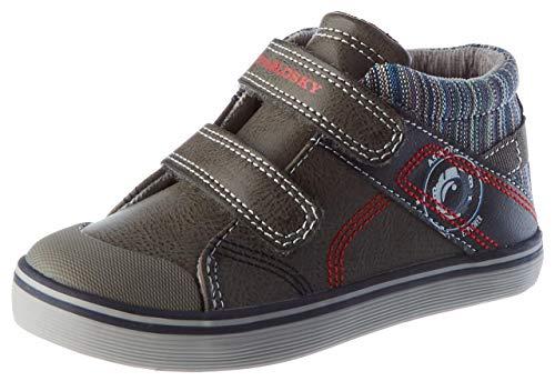 Zapatillas Lona Niño Pablosky Gris 964550 25