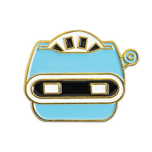 """EvolveFISH Vintage Slide Viewer Lapel Pin - [1"""" Wide]"""