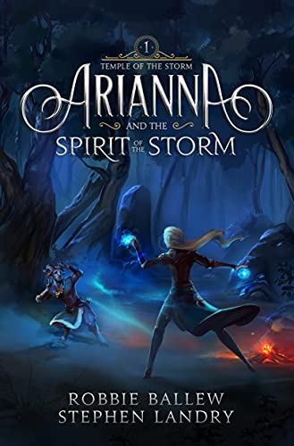 Arianna and the Spirit of the Storm