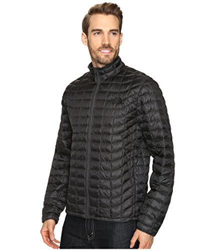 The North Face Men's Thermoball Full Zip Insulated Jacket, TNF Black, S
