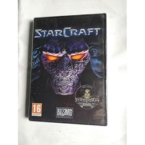 Starcraft/Broodwar Expansion Pack [UK Import] [Edizione : Germania]