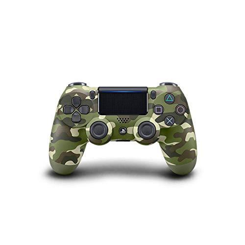 Controle Joystick Ps4 Sem Fio Dualshock 4 Original Green Camouflage - Camuflado Sony