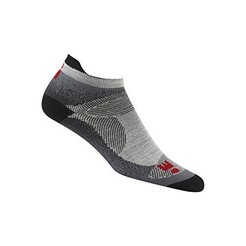 Price comparison product image Wigwam Ironman Flash Pro Low-Cut Socks,  LG (Men 9-12,  Women 10-13)