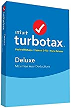 TURBOTAX DELUXE + STATE 2016