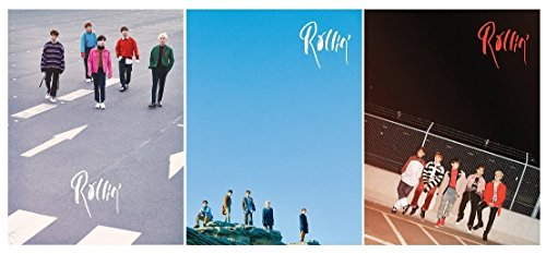 Loen B1A4 - Rollin' (7Th Mini Album) [Random Ver.] Cd+Photobook+Photocard