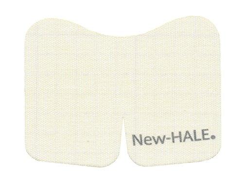 New-HALE(ニューハレ) テーピングテープ すぐ貼れるシリーズ ニ—ダッシュ (6 枚入り) ホワイト 010501001