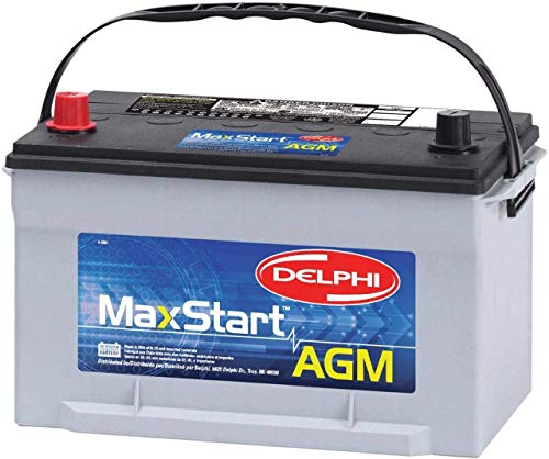 Delphi BU9065 MaxStart AGM Premium Automotive Battery, Group Size 65