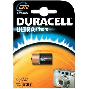 Duracell ultra fotobatterie photo cR2