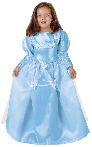 Atosa - 7065 - Costume - Déguisement Princesse Bleu - Taille 4