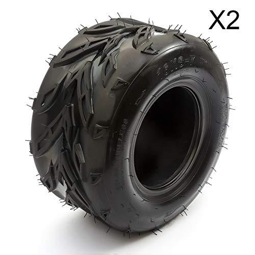 2pneus 16x 8x 716x 8–7de roue Quad Bike...