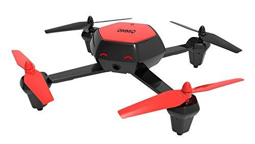 Qimmiq Blimp - Dron, Color Rojo y Negro