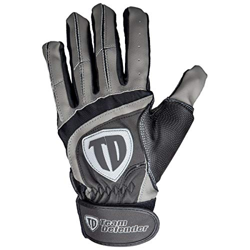 Team Defender Catcher s Thumb-Guard Protective Glove