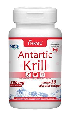 Antartic Krill - Tiaraju - 30 Cápsulas de 500mg