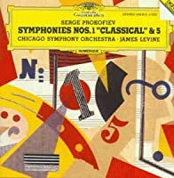 Prokofiev: Symphony No. 1 in D Major, Op. 25 (Classical); Symphony No. 5 in B Flat Major, Op. 100