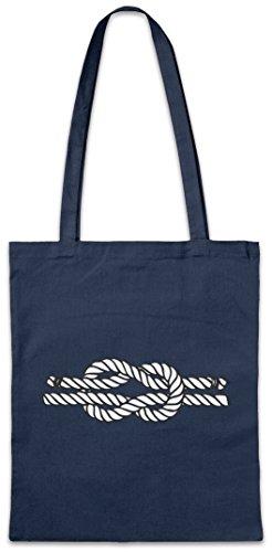Urban Backwoods Sailor\'s Knot III Hipster Bag Beutel Stofftasche Einkaufstasche