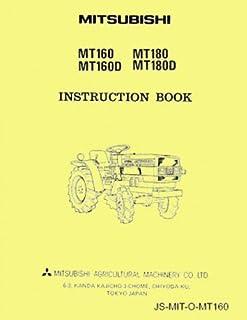 Amazon com: mitsubishi compact tractors