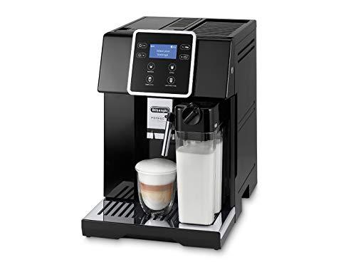 De\'LonghI Perfecta EVO ESAM420.40.B - Cafetera Superautomática (19 bares, Sistema Cappuccino Automático, multiples recetas pre-definidas, limpieza automática)
