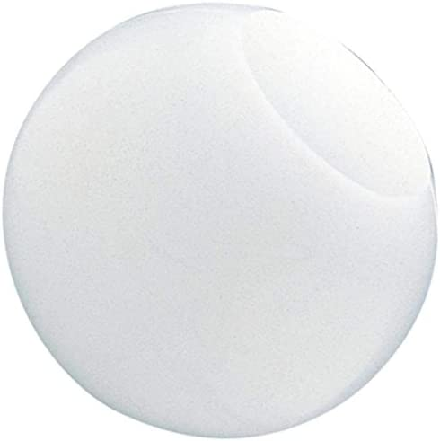 Westinghouse 12 in White Acrylic Neckless Globe product image