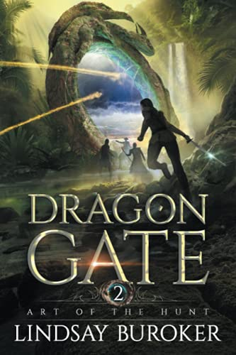 Compare Textbook Prices for Art of the Hunt: An Epic Fantasy Adventure Dragon Gate  ISBN 9781951367152 by Buroker, Lindsay