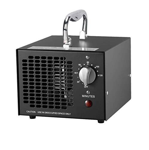 Lumemery Generador de ozono Industrial 3500mg / HR O3 máquina de ozono Desodorante de formaldehído purificador de Aire para la fábrica del hogar