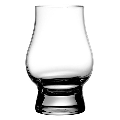 Ginsanity 2 x The Perfect Whisky Dram Glass 90ml / 3oz