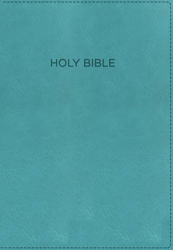 Download Holy Bible: King James Version, Foundation Study Bible, Rich Turquoise Leathersoft 071803743X