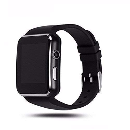 Welrock Android_A1_Black Bluetooth Smart Watch (Black)