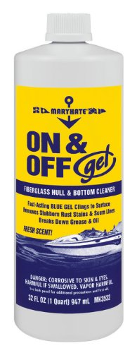 MaryKate ON & Off Gel Hull/Bottom CLNR QT
