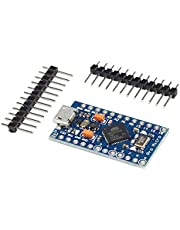 VKLSVAN Pro Micro USB ATmega32U4 5V/16MHz マイクロコントローラ Micro USB 開発ボード Arduinoに対応