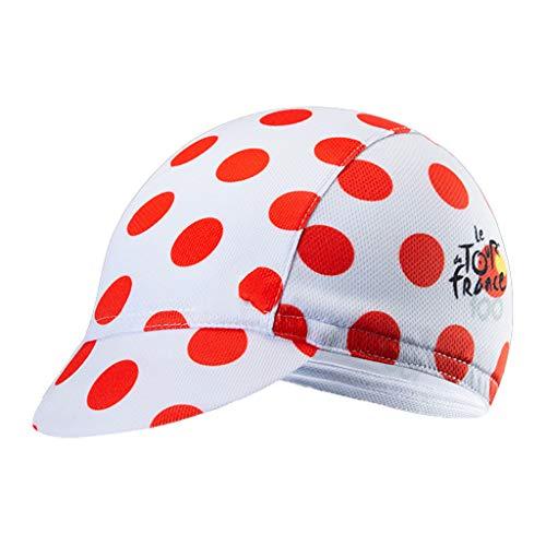 JERKKY Ciclismo Sombrero de Secado rápido Transpirable El Sudor Absorbe la Bicicleta...