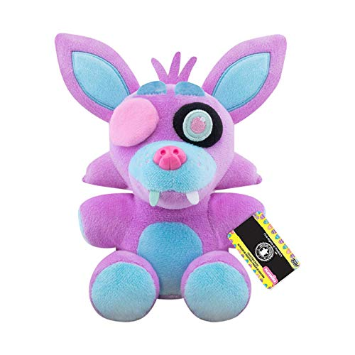 Funko- Plush Five Nights at Freddy'S Spring Colorway Foxy (PU) Juguete coleccionable, Multicolor (54027)