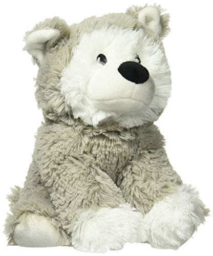 Warmies Microwavable French Lavender Scented Plush Husky